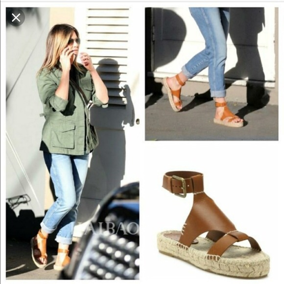 64e6ff00770 Soludos Banded Shield Open Toe Espadrille Sandals